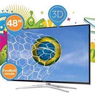 Samsung UE48H6500 - 3D Smart TV für 759€@ iBood