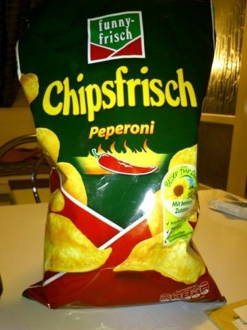 [bundesweit] EDEKA - Funny Frisch Chipsfrisch - Alle Sorten - 1,11 Euro