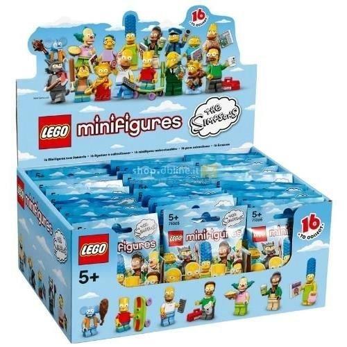 [amazon.fr] Lego Simpsons Minifiguren 60er Box  131,08 EUR inkl. VSK