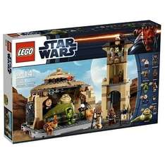 LEGO Star Wars - 9516 Jabbas Palace bei toysrus lieferbar