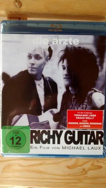 [LOKAL? / EUROSHOP HH] Richy Guitar (Die Ärzte) /// Kult Film auf Blu Ray