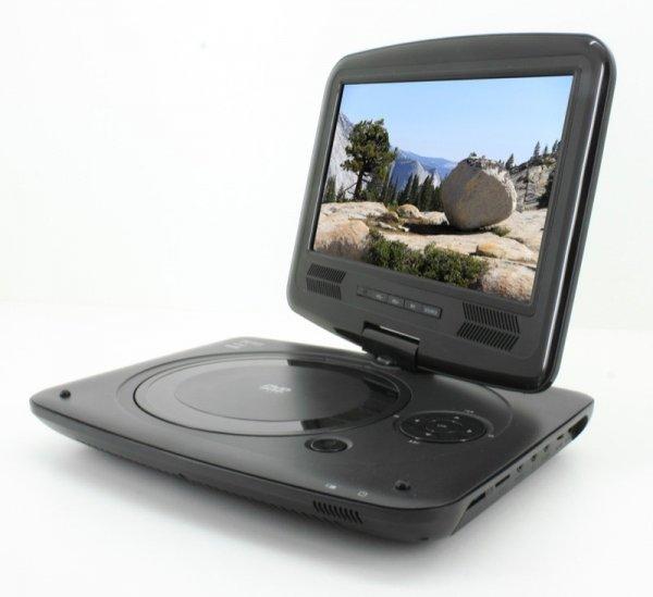 soundmaster® Soundmaster Portabler DVD Player mit Kopfhörer PDB1950 für 60,80€