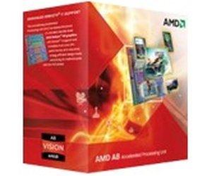 AMD A8-3820 Black Edition 4-Kern (Quad Core) CPU mit 2.50 GHz, Boxed mit Lüfter für  51,89 € @ Computeruniverse