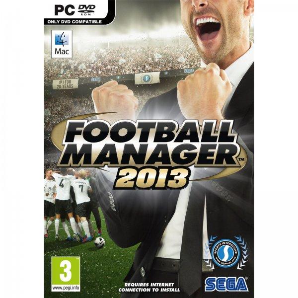 [Steam] Football Manager 2013@simplycdkeys