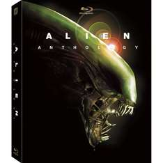 Alien Anthology [6x Blu-ray] Digibook Edition für 11,38 € inkl. Versand @Amazon.ca