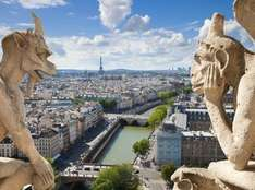 3 Tages Urlaub nach Paris für 99€ pro Person im 4* Hotel @travel bird