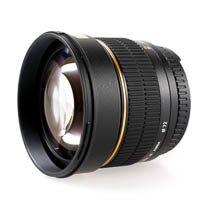 Walimex 85/1.4 für Canon EF DSLR für 200 Euro bei Enjoyyourcamera