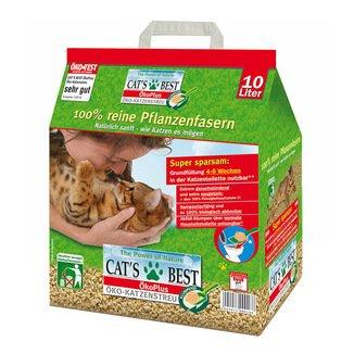 Cats best Öko Plus 40L für 16,57€