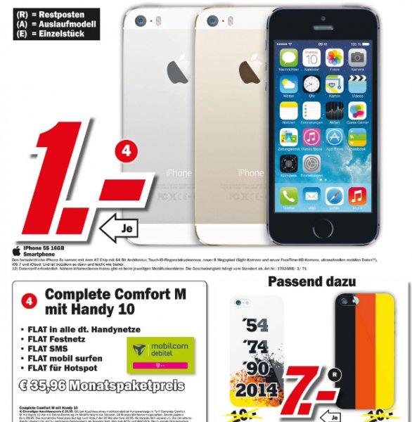 iPhone 5s Düsseldorf  effektiv:863,04€