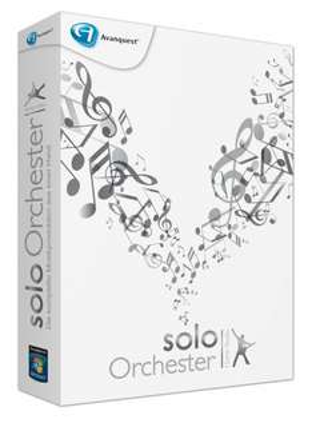 Für alle Hobby-Musikproduzenten: Solo Orchester - Home Studio für nur 5,49 EUR