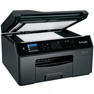 Lexmark OfficeEdge Pro4000 (A4 Tintenstrahlmultifunktionsdrucker) für 99€ @Redcoon