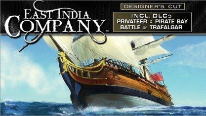 [Steam] East India Company Gold (Spiel + 3 DLCs) für 0,73 EUR (bzw. 1,00 USD) @ IndieGameStand