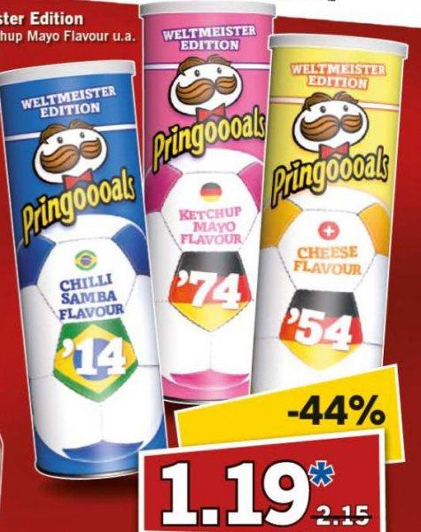 Pringles für 1,19€ - Weltmeister Edition [LIDL/Bundesweit/Super-Samstag 14.06]