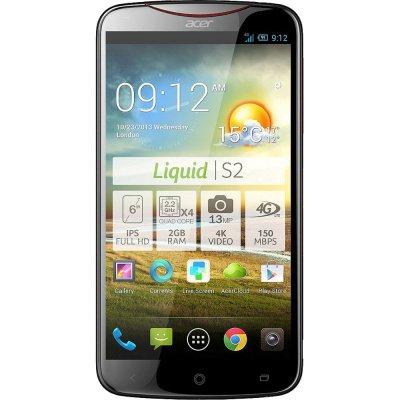 Acer Liquid S2 schwarz und rot für 269.69€