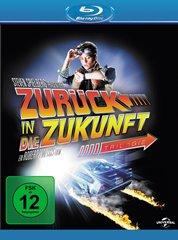 3x Zurück in die Zukunft Trilogie (Blu-Ray) für 20€ @Amazon