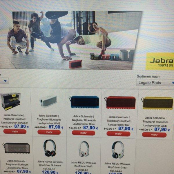 Jabra Solemate für 87,90€