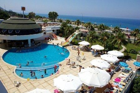 Türkische Riviera: 8 Tage für Zwei mit Flug und All-inclusive 5* ab 499,00,-