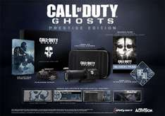 [Game.co.uk] Call of Duty Ghosts Prestige Edition für Playstation 3 oder xBox 360 für ca. 65,31€