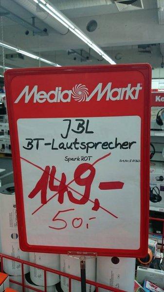 JBL Spark rot @ Media Markt Lüneburg 50€