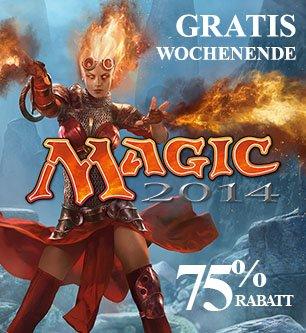 [Steam] Gratis Wochenende Magic 2014