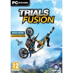 Trials Fusion Deluxe Edition [STEAM-KEY]