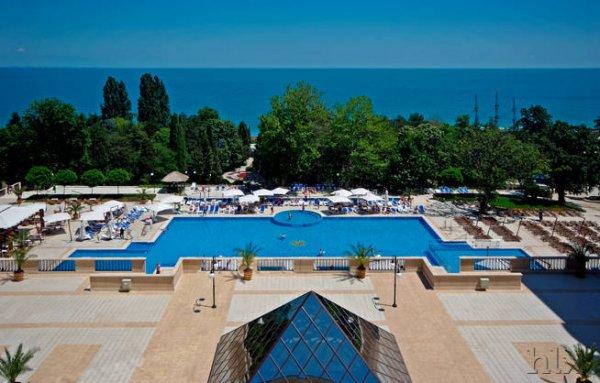 5* Melia Grand Hermitage (Goldstrand Bulgarien) für 366€