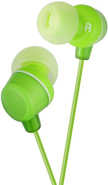 ?Amazon.de? In-Ear-Kopfhörer JVC HA-FX23-G-E in grün für nur 8,63 EUR