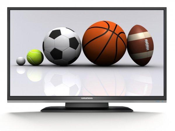 [Amazon Blitzangebot 12Uhr] Grundig 32 VLE 521 BG 81,3 cm (32 Zoll) LED-Backlight, Full HD, 200 Hz PPR, DVB-C/T/S2, CI+ für 249,99 EUR