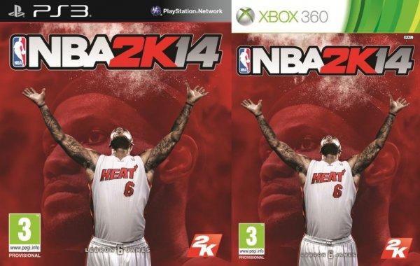 Xbox360/PS3 - NBA 2K14 für €18,48 [@Zavvi.com]