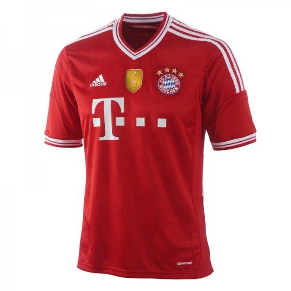 FC Bayern Heim-Trikot 13/14 mit FIFA World Champion Logo nur 49,95