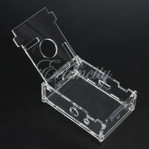 (CN) Raspberry PI Gehäuse aus Kunststoff für 2,18€ @ Ebay