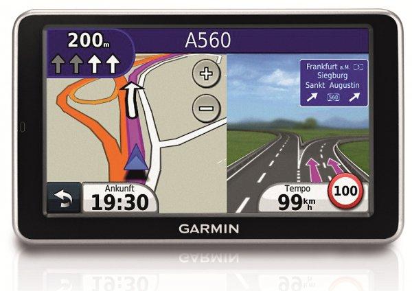 """[METRO] Navigationsgerät Garmin Nüvi 150T (5"""", Europa, TMC)"""
