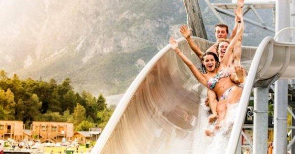 Tirol - 4 Tage Urlaub & Wasserspaß in der Area 47 für 119 EUR statt 196 EUR