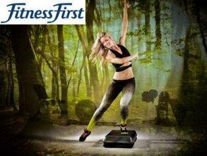 Fitness First: Limitierte Plätze für Zumba Step