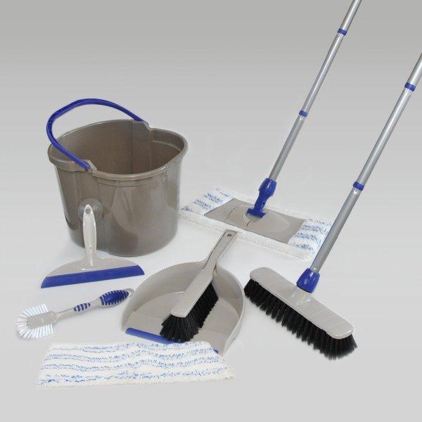 [amazon WHD]  Komplett 9-teilige Reinigungs-Set / complete cleaning kit ab €3,36