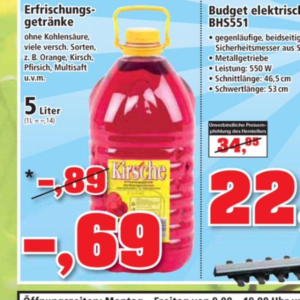 5l Erfrischungsgetränk. Thomas Phillips Erfurt