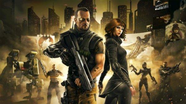 Deus Ex: The Fall (iOS) kostenlos