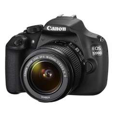 Canon EOS 1200D Kit 18-55 mm [Canon IS II] für 369€ @ Ebay.de