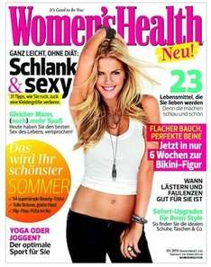 1 Heft Women's Health Gratis