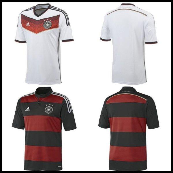 [Ebay] Adidas DFB Deutschland Trikot WM 2014 Kinder NEU für 49,90€