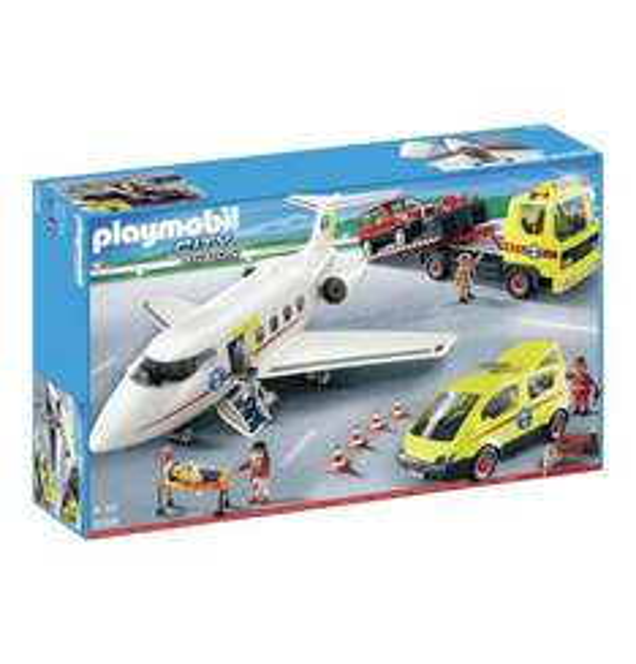 PLAYMOBIL® Bergrettung Mega-Set 5059 bei Kaufhof / Feiertagsangebot ! Nur Heute.
