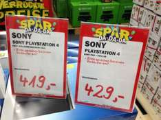 PS4 + Fifa 14 (429€) oder Killzone (419€) @MediaMarkt Neuss