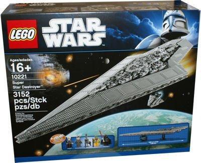 LEGO Star Wars Super Star Destroyer 10221 @ Galeria Kaufhof