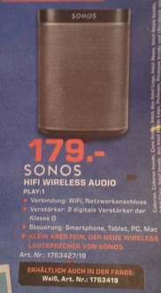 Lokal Saturn Hildesheim: Sonos Play 1