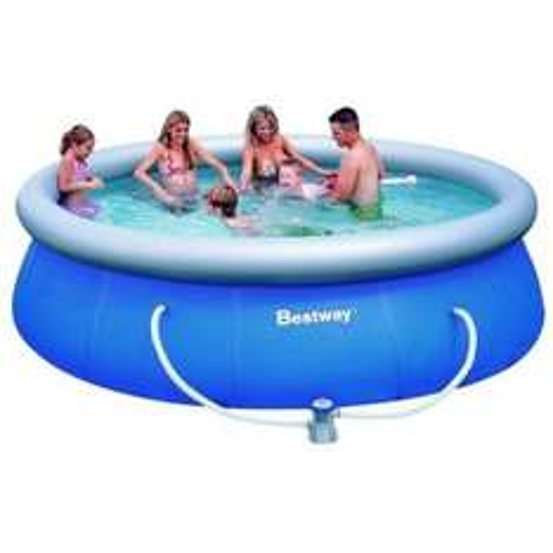 Bestway Qick Up Fast Set Swimming Pool inkl Pumpen für 69,95€ @ebay.de