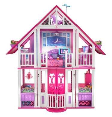 Mattel Barbie Traumhaus für 99,99 €