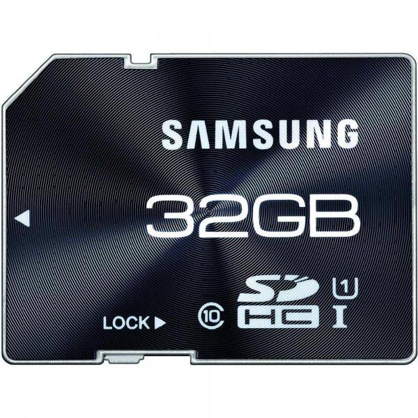 Samsung Class 10 SDHC Pro 32GB Speicherkarte (UHS-1, Grad 1) für 18,90 EUR (inkl. Versand)