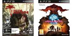 [PS3] DEAD ISLAND: RIPTIDE & FINAL FANTASY XIV: A REALM REBORN, jeweils für 8,56 EUR inkl. Versand @ thegamecollection