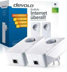 Devolo dLAN Powerline 650+ Starter Kit  für 95,99€