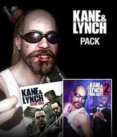 [Steam] Kane and Lynch 1&2 = 3,39$